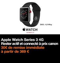 Apple Watch series 3 4G