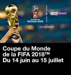 beIN SPORTS Coupe du Monde de la FIFA 2018