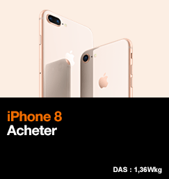 iPhone 8 Acheter