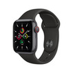 Apple Watch SE Cellular 40mm alu gris sidéral bracelet noir