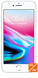 Apple iPhone 8 Argent - avis, prix, caractéristiques