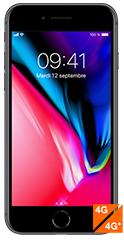 iPhone reconditionné 8 gris 256Go ecoplus - avis, prix, caractéristiques