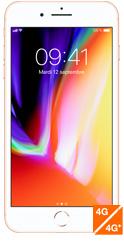 Apple iPhone 8 Plus Or - avis, prix, caractéristiques