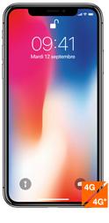iPhone reconditionné X gris 64Go grade A+ Recommerce