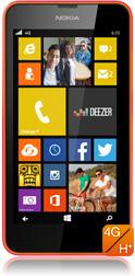 Microsoft Lumia 635 occasion - avis, prix, caractéristiques