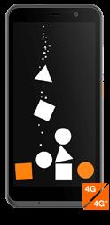 Téléphone Orange Neva start gris