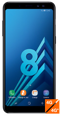 Samsung Galaxy A8 occasion comme neuf - avis, prix, caractéristiques