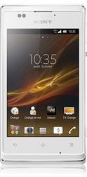 Sony Xperia E - avis, prix, caractéristiques