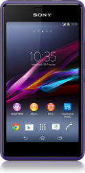 Sony Xperia E1 occasion - avis, prix, caractéristiques