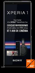 Sony Xperia 1 - avis, prix, caractéristiques