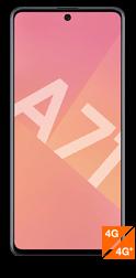 Samsung Galaxy A71 - avis, prix, caractéristiques