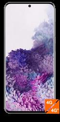 Téléphone Samsung Galaxy S20 en retrait express