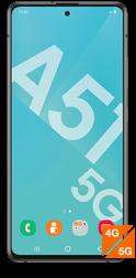 Samsung Galaxy A51 5G noir