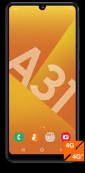 Samsung Galaxy A31 - avis, prix, caractéristiques