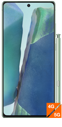 Samsung Galaxy Note20 5G - avis, prix, caractéristiques