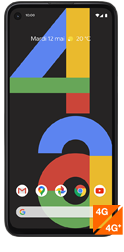 Google Pixel 4a 4G - avis, prix, caractéristiques