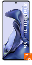 Xiaomi 11T 5G bleu 128Go