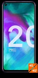 Honor 20 Pro - avis, prix, caractéristiques