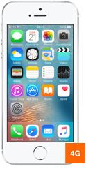 Apple iPhone SE Argent  - avis, prix, caractéristiques