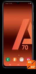 Samsung Galaxy A70 comme neuf  - avis, prix, caractéristiques