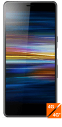 Sony Xperia L3 noir comme neuf