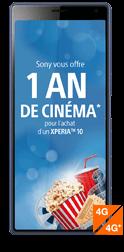 Sony Xperia 10 - avis, prix, caractéristiques