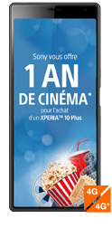 Sony Xperia 10 Plus - avis, prix, caractéristiques