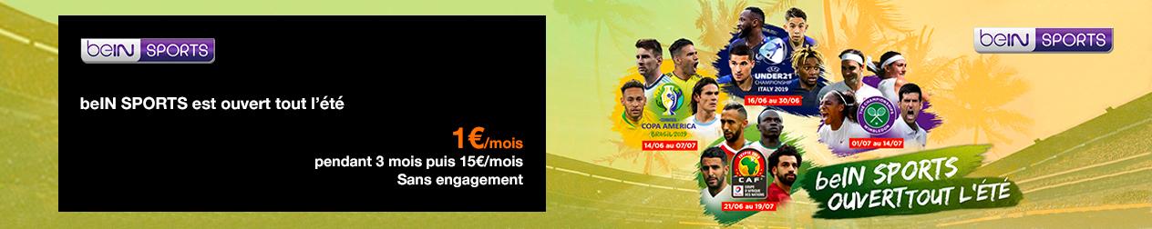 beIN SPORTS COPA MAERICA CAN WIMBLEDON UEFA U21