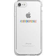 Acheter Coque Qdos édition spéciale pour iPhone 6, 6S, 7, 8 transparente
