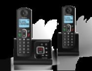 Acheter Alcatel F685 Duo Noir avec répondeur