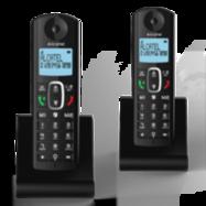 Acheter Alcatel F685 Duo Noir