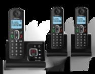 Acheter Alcatel F685 Trio Noir avec répondeur