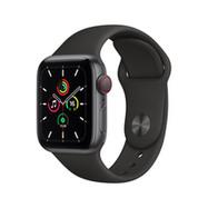 Acheter Apple Watch SE Cellular 40mm alu gris sidéral bracelet noir