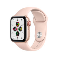 Acheter Apple Watch SE Cellular 40mm alu or bracelet sport rose