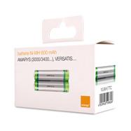 Acheter Batterie NI-MH 600MA AAA