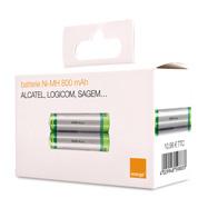 Acheter Batterie NI-MH 800MA AAA