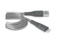 Acheter Câble de charge Force Power USB-A vers Lightning 1.2 mètres