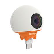 Acheter Caméra 360° Orange Live Cam