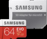 Acheter Carte Mémoire Micro SD Samsung 64Go