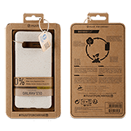Acheter Coque Bamboo Muvit Samsung S10
