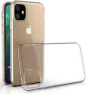 Acheter Coque Crystal Souple et Transparente My Way  pour iPhone 12 et 12 Pro