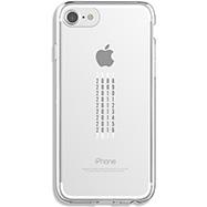 Acheter Coque Qdos calendrier pour iPhone 6, 6S, 7, 8 transparente