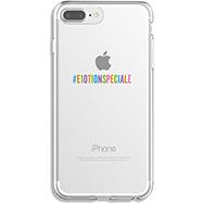 Acheter Coque Qdos édition spéciale pour iPhone 6 Plus, 6S Plus, 7 Plus, 8 Plus transparente