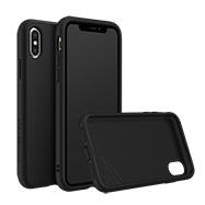 Acheter Coque Rhinoshield Classique noire iPhone X
