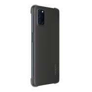 Acheter Coque Semi Transparente Noire pour Oppo A72