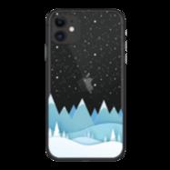 Acheter Coque Winter iPhone SE 20 Montagne Neige