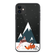 Acheter Coque Winter iPhone SE 20  Animaux Montagne