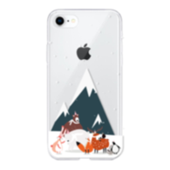 Acheter Coque Winter iPhone 11 Animaux Montagne