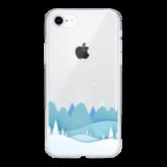 Acheter Coque Winter iPhone 11 Montagne Neige