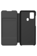 Acheter Etui à rabat Noir pour Samsung Galaxy A21S